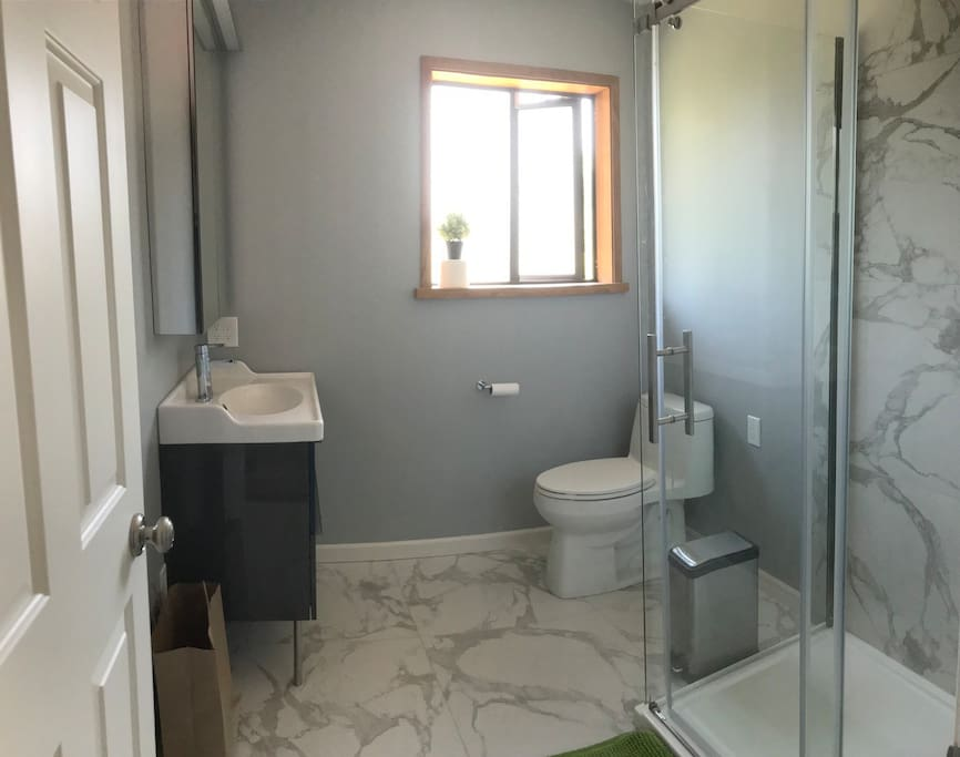 Bathroom shared with another bedroom