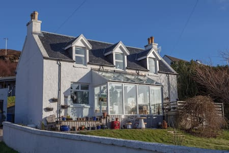 Spectacular Views, Mountains & Sea - Kyle of Lochalsh - Casa