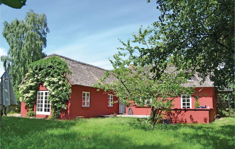 Holiday cottage with 4 bedrooms on 240m² in Hals
