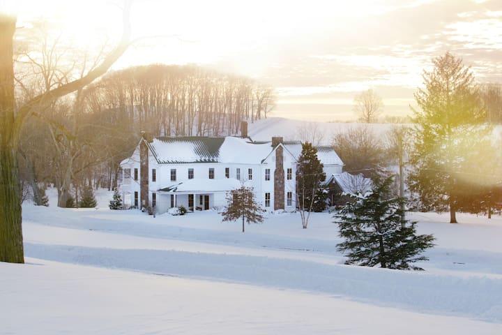 Madison Fields Farmhouse - Dickerson - Haus