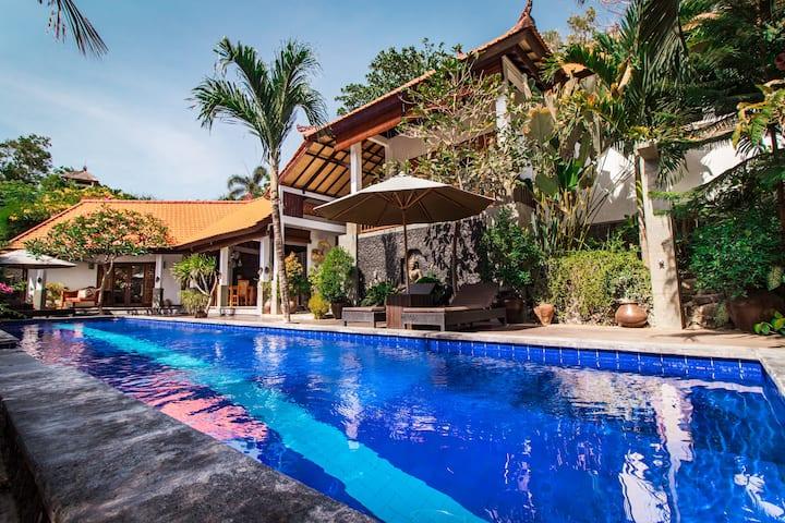 Villa Bukit Malas 2, 2 Bedroom villa and pool