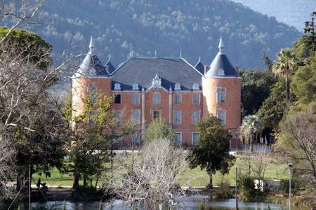 Chambre dans maison entre Hyères et Toulon - Solliès-Pont - บ้าน
