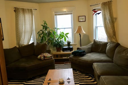 Spacious Somerville Apartment - 萨默维尔 - 公寓