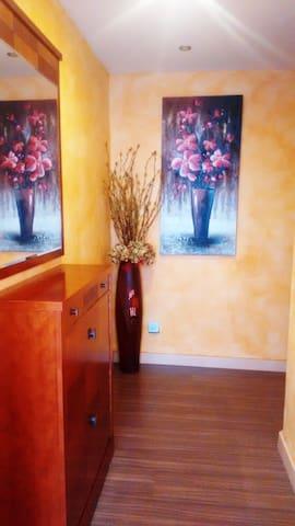 Precioso apartamento ,excepcional ubicación - León - Huoneisto