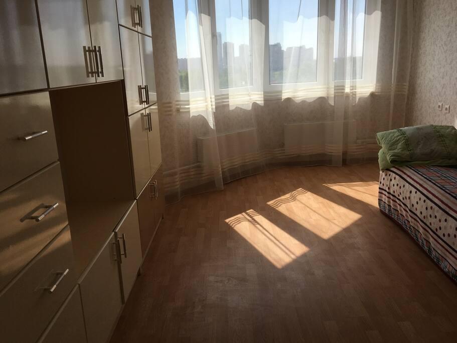 Спальня - гостинная