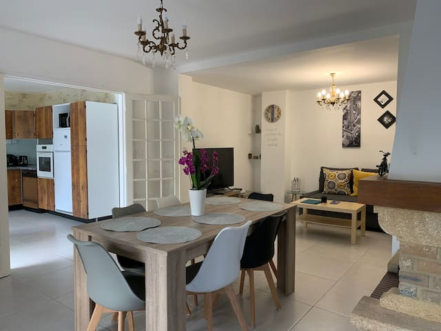 Adorable House 85m2 near Orly/paris