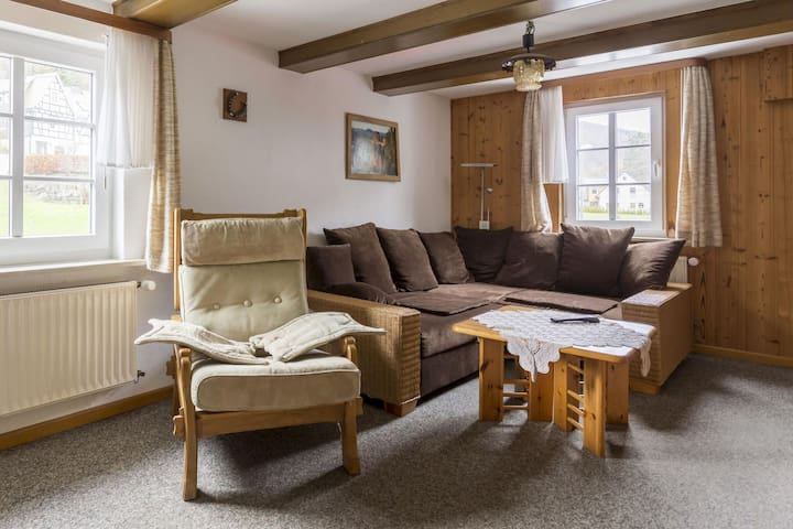 Cosy Holiday Home in Schmallenberg with Garden