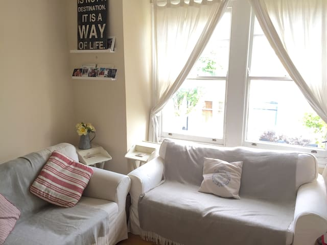 Bright, Airy, Fully Equipped + Garden! - London - Apartment