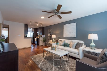 Well-equipped apartment home | 2BR in Houston
