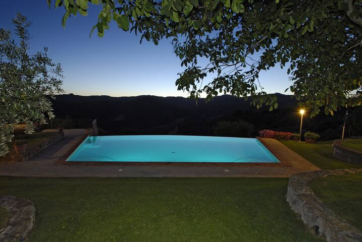 Typical, Charming with Chianti View