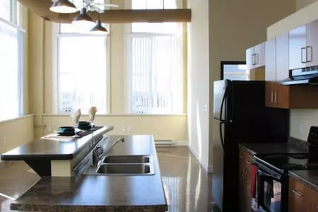 Great loft near museums and Downtown. - Apartamento