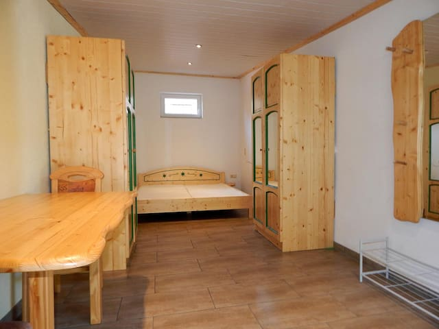 Treidler-Koje für 2 Personen, Sächsische Schweiz