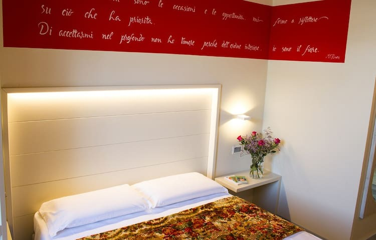 Villa di Cazzano - BioLuxury living - double room