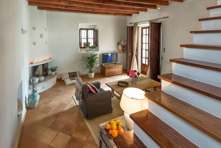 Casa rustica en valldemossa - Valldemossa - Huis