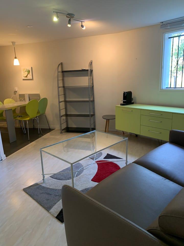 Studio Meublé Ouest Lyonnais