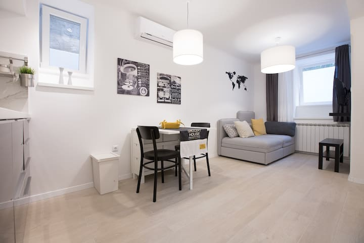 New Apartment in heart of Zagreb