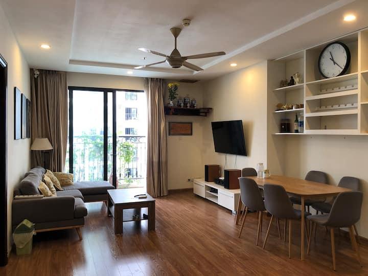 Entire apartment in Times City, Hanoi, Vietnam