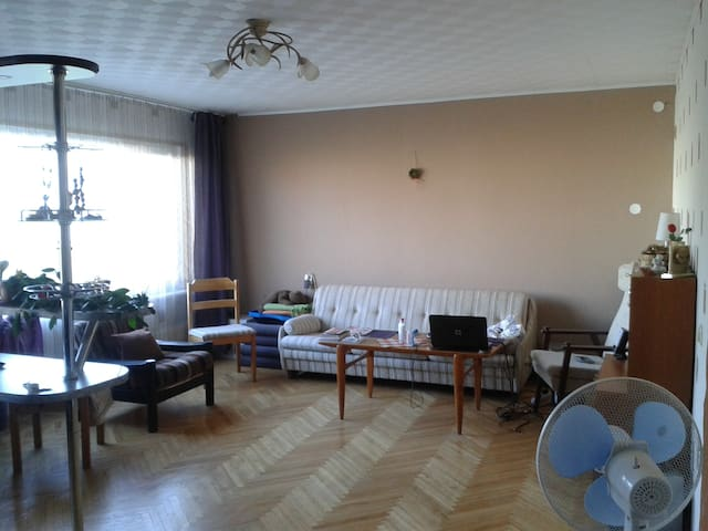 Studio appartment - Bauska - Lägenhet