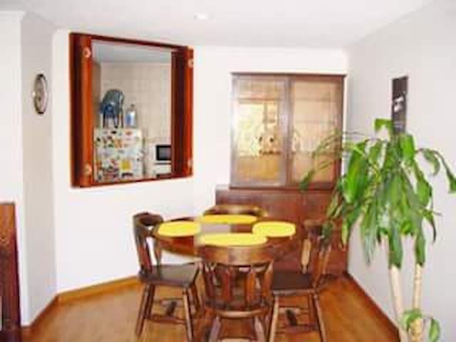 Apartamento amoblado facil acceso
