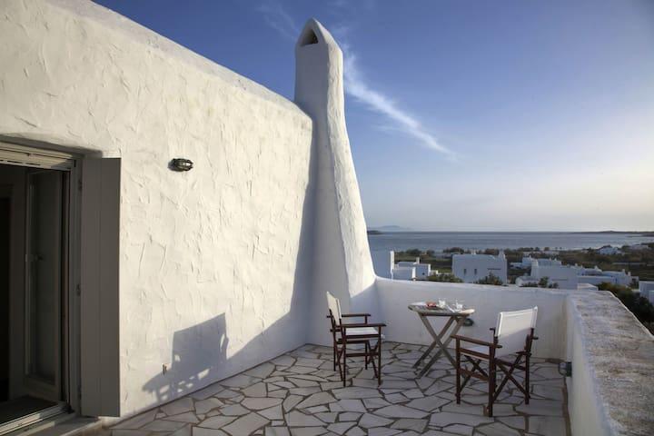 Golden Beach Villa (133389) - Chrisi Akti - Villa