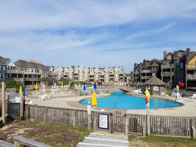 Barrier Island Duck Resort - 1 BR Efficiency