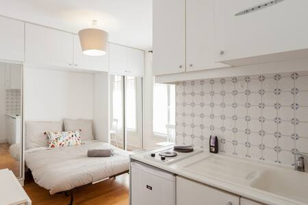 Charming studio near Tour Eiffeil - Paris