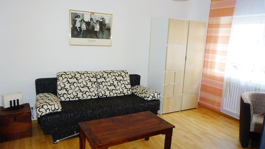 Schöne, gemütliche  Citywohnung - Mannheim - Apartemen