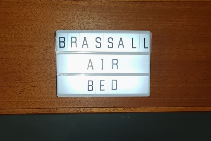 Brassall air bnb