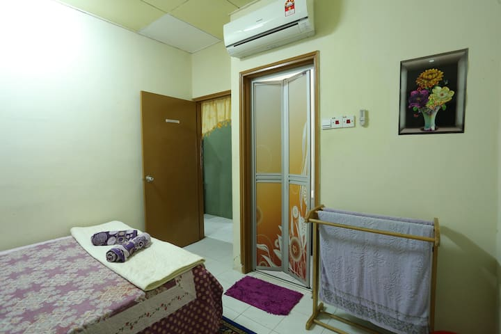 Deluxe Family Roomstay