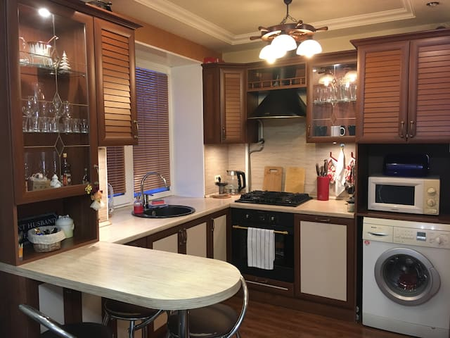 Two-room apartment in Saransk