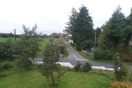 Spacious house in the country! - Abbeyknockmoy - 獨棟