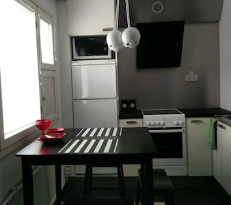 City apartment + sauna for 1-2 - Oulu