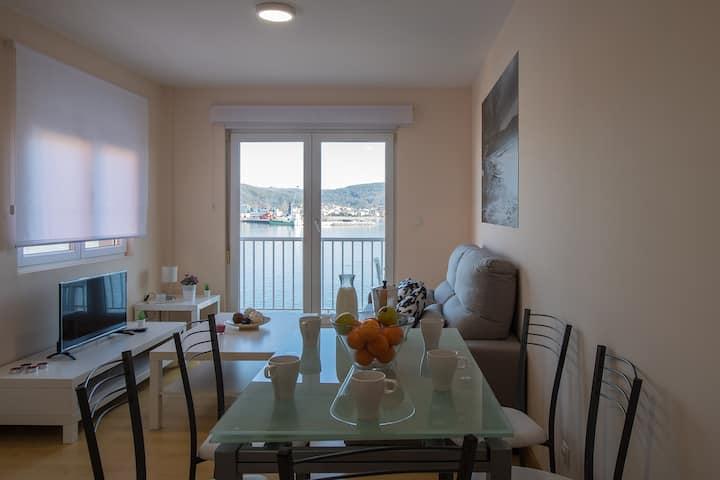 Apartments VIDA Carrumeiro - Terrace and Sea View