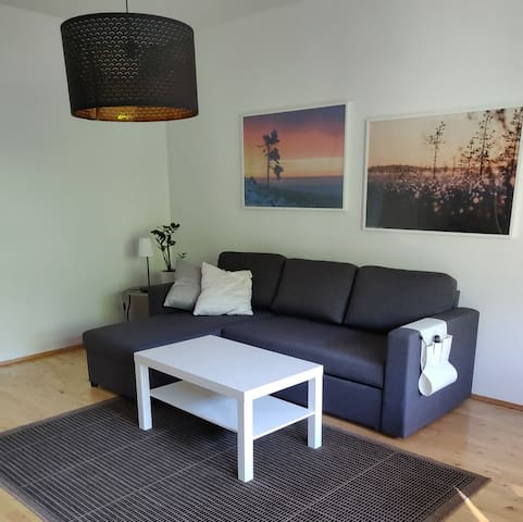 City home for 2-4 person