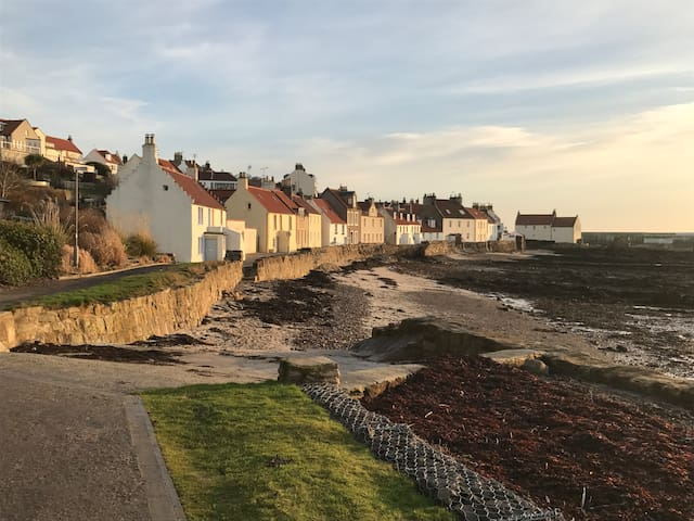 Cosy apart historic fishing village - Pittenweem - Apartment