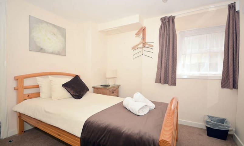 En-suite Single Room in the heart of Lerwick