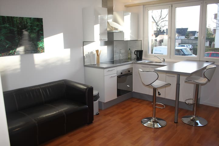 Lovely flat close to Colmar City Center
