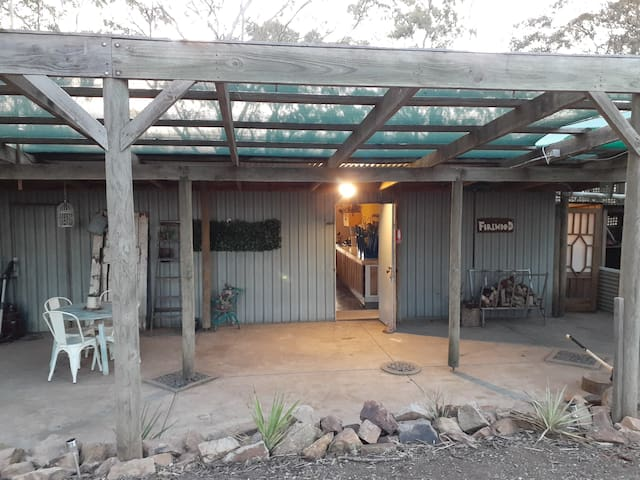 The Old Chook Shed Our Rustic Land