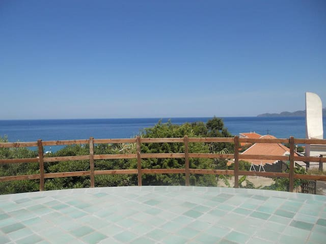 Terrace appartement with see view - Porto Alabe - 公寓