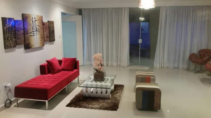 Excelente Casa Beira-Mar (nova) João Pessoa