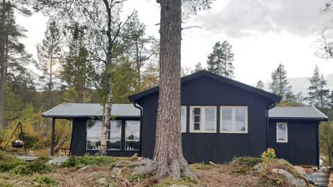 Moderne Hytte 85kvm / Panoramautsikt - Hovden Sør