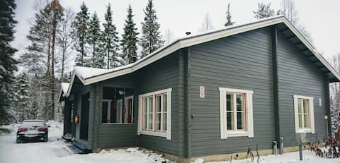 Cosy Loft Apartment in Ylläs