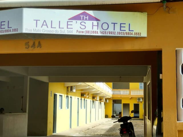 Thalleys Hotel - hospede-se e sinta-se bem