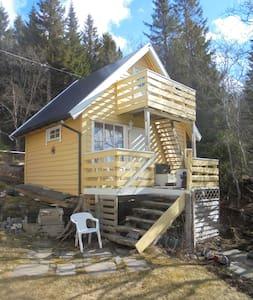 Baarlund hytter å Fiskecamp 2