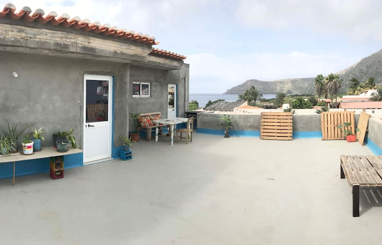 Ocean Views // Surf House // Tarrafal