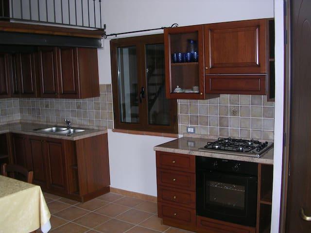 Casa immersa nel verde della macchia mediterranea - Orosei - Apartment