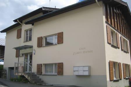 2 1/2-Zimmer-Wohnung in Breil/Brigels - Brigels - Apartment