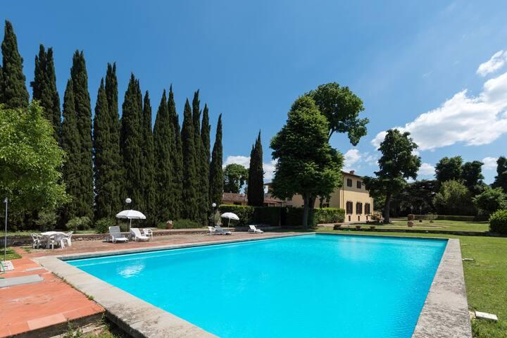 Villa IlPadule Appartamento Massimo