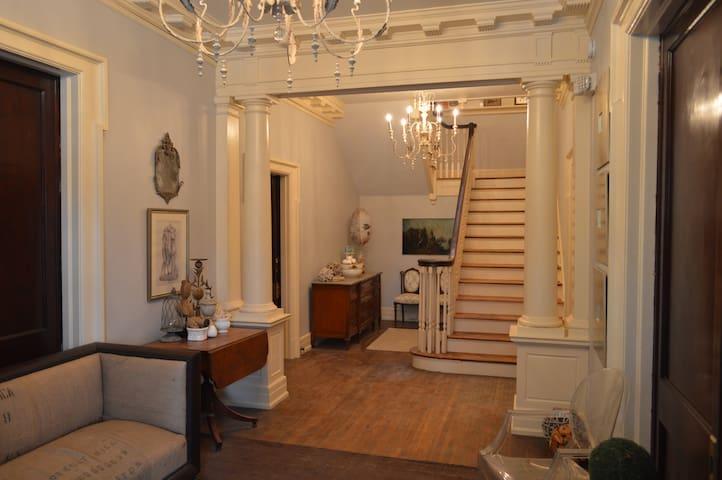 Elegant vintage-modern flat. - Lynchburg