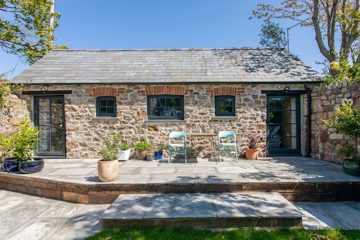 Beautiful original  stone barn on The Gower Coast